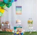 Vaiana / Moana Party / Inspiración e ideas para una fiesta de Vaiana. Moana´s party decoration, inspiration, ideas