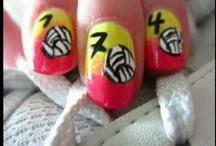 Volleyball!(: / by Jasmine Shira