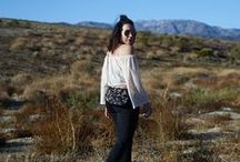 Looks / A selection of outfits from my blog Covet and Acquire.