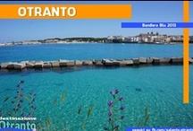 Cartoline virtuali da Otranto