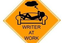 BOOKS - Authors At Work... / by Marge McCown