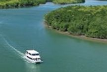 Cairns Harbour Cruises / Address:  Reef Fleet Terminal 1 Spence Street, Cairns QLD 4870 Phone:  +61 7 4031 4007 Email:  info@cairnsharbourcruises.com.au Web:  www.cairnsharbourcruises.com.au/ / by Queensland Ecotourism Directory