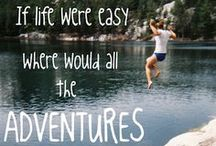 Quotes for Life's Road Trip / Planning on going on an adventure or road trip this weekend? These quotes will surely inspire you to make the most of it! / by Nutley Kia