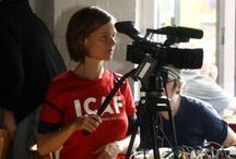 ICAF - Behind the Scenes / Organising the International Community Arts Festival is a lot of work, sometimes exhausting, but always fun! We are ready for yet another edition in March 2014.
