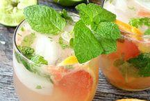 Libations / Adult beverages recipes