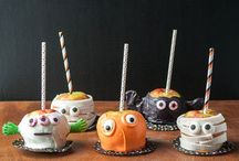Halloween / Halloween recipes & decor
