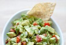 Salsa & Guacamole / Salsas & Guacamole recipes