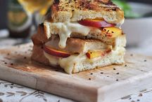 Grilled Cheese / Grilled cheese sandwich recipes