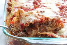 Lasagna / Lasagna recipes
