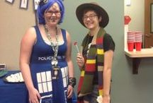 Doctor Who Party / Library Program: Doctor Who Party