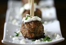 Meatballs & Meatloaf