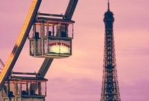 Paris is always a good idea / The One and Only, the City of Light, mesmerizing, elegant, ethereal...