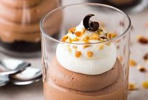 Pudding, Mousse & Curds