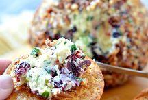 Cheese Balls & Logs / Cheese Ball & Cheese Log recipes