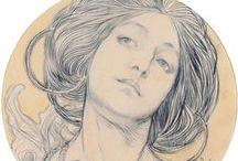 Mucha / Alphonse Mucha: Artist, Visionary, Dreamer, Genius