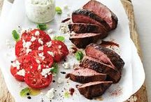 Meats that will turn any vegetarian! / Proteins need move too!  Here are some scrumptious meat dishes.  Not for vegetarians!