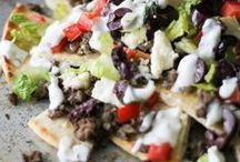 Nachos to Nosh / Here is a board for you so you can find any type of nacho recipe you are looking for!