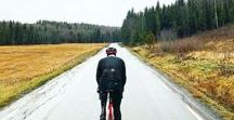 cycling / Beautiful pictures showing the sport of cycling and beautiful scenery