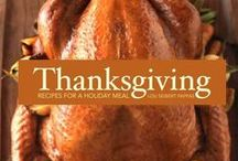 Thanksgiving Celebrations / A selection of books that will help you come up with ideas for celebrating Thanksgiving.