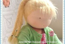 poppen/dolls / by Maud Hiemstra