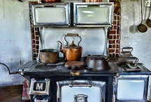 Old  Stoves / by Nila