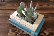 Book Art / A variety of ways folks are repurposing books in artworks.