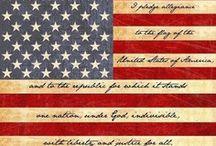 I'm a Yankee Doodle / by Mirta Trupp