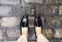 SHOES / Stylish shoes for the minimalist in everyone.