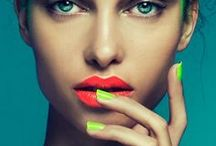 fluro accent and new colours for girls