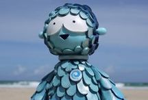 Designer Toy Art - Keepers