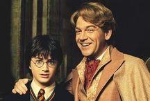 Harry Potter. / The movies, books, audio books etc.