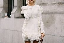 DRESSES / A magical, eclectic, whimsical, fierce, strong and beautiful array of dresses.