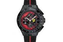 Scuderia Ferrari Watches / Our selection of Ferrari Watches!