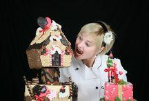 Cakes / Torte decorate per ogni occasione