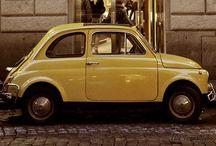 Cars. / Classic cars