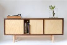 Suraido Sideboard / Designed by Phill Badger for Sefton Powrie Furniture Ltd.