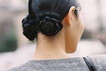 HAIR / Hair, hair glorious hair. For ideas, inspiration & general admiration...