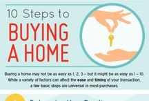 Home Buying Tips / Information on the Home Buying Process from house hunting to closing and everything in between!