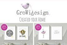 DIY | created your home / Gestalte dir dein Zuhause