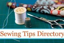 Sewing / by Rosemary Sanders