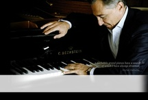 Pianists on Bechstein / Renowned pianists and promising young talent playing on C. Bechstein pianos