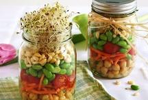 Vegan/Healthy recipes / by Natalya Joly-Dagenais