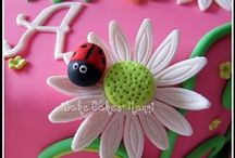 Fondant, Gum paste Flower / by Monica Romeo