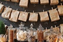 Cookie Christmas / Kerstdecoratie om je vingers bij af te likken! Peperkoekhuisjes, kerstkransjes en vers kerstgroen.  Een feest voor kinderen én volwassenen!