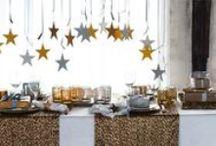 New years eve / oudjaarsavond / feest! In je mooiste jurk het jaar afsluiten. Een feestelijke avond met vrienden en familie, glutters, sprankelende drankjes, feestelijk huis en partystemming!