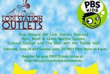 Events at Lodi Station