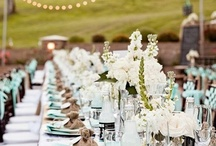 Wedding bells / Love is in the air! Create an environment with sparkling love and happiness