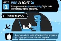 time to travel. / Vacation should be fun! These tips help ease the stresses of travel.