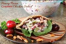 Tyson Recipes / Recipes from Tyson.com and select recipes we love online, too! / by Tyson Foods