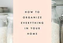 • Obsessive Organising •